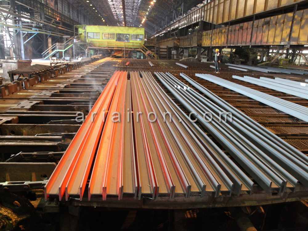 تیرآهن IPE 20 کارخانه ذوب آهن اصفهان