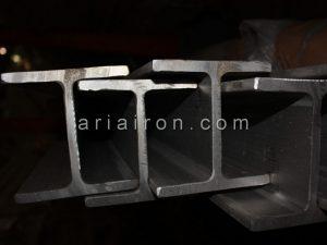 تیر آهن کارخانه ذوب آهن