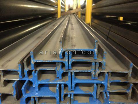 کارخانه تولید تیرآهن
